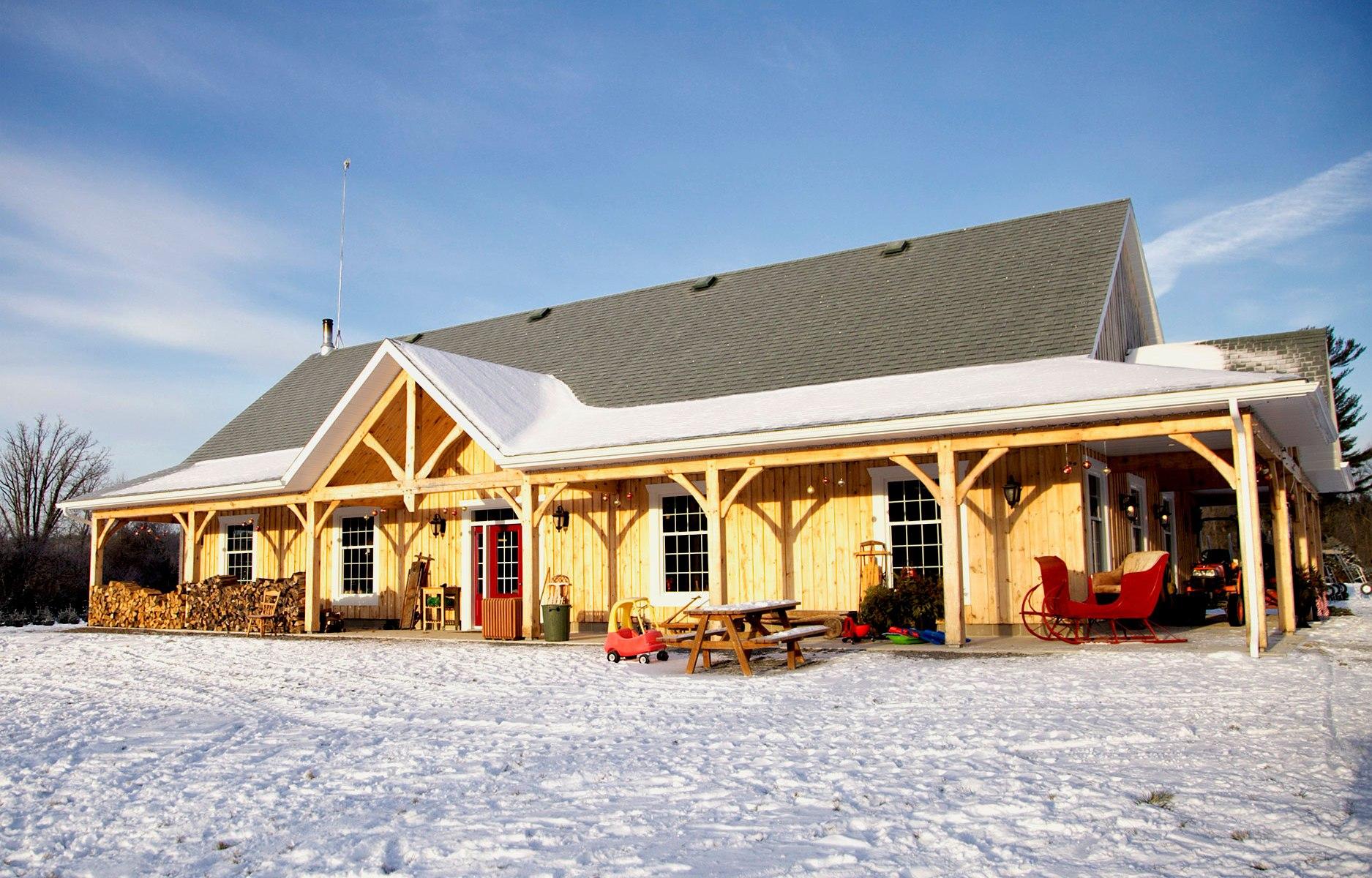Contact Ottawa Christmas Tree Farm in Pakenham